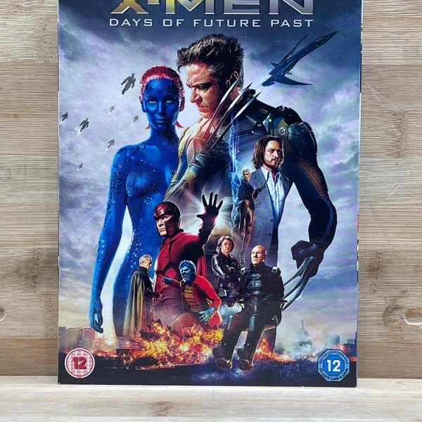X-Men Days Of The Future Past Cert (12) Used VG