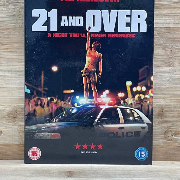 21 And Over Cert (15) Used VG