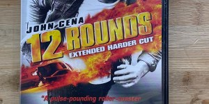 12 Rounds Extended Harder Cut Cert (15) Used VG