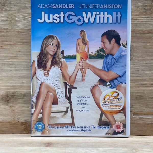 Just Go With It Cert (12) Used VG