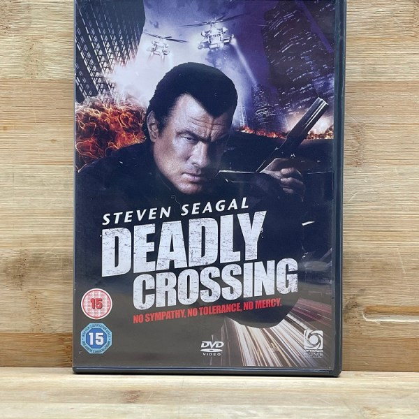 Deadly Crossing Cert (15) Used VG