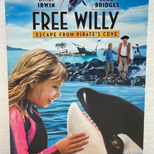 Free Willy Escape From Pirates Cove Cert (PG) Used VG