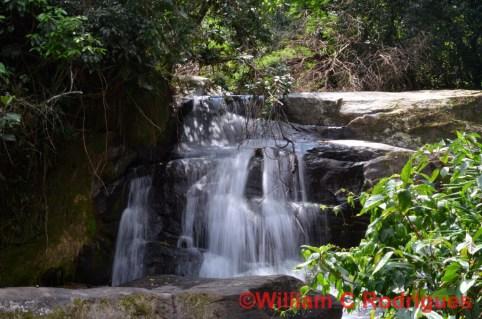 Cachoerinha no Parque Estadual do Cunhanbebe, Muriqui - Mangaratiba, RJ