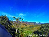 Visão da paisagem maravilhoras da Serra Negra: Funil, Rio Preto, MG