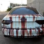 Audi RS 5 Rostdesign Rostlook Rost Design foliert Rust