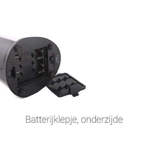 zeepdispenser op batterijen