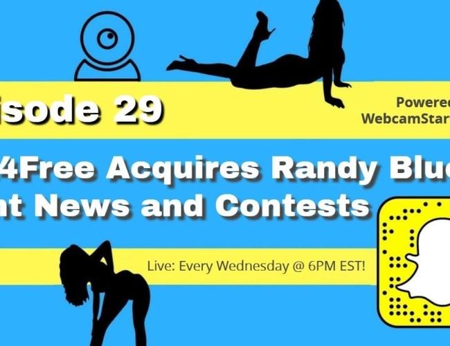 Podcast 29: Award Winners, Clips4Sale, ManyVids and Flirt4Free News