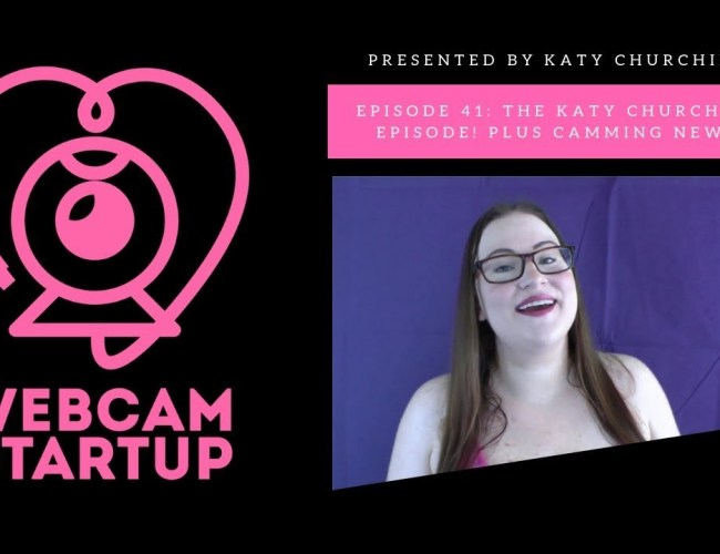 Podcast 41: The Katy Churchill Episode!