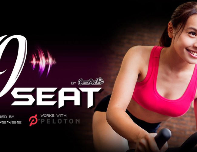 CamSoda launches O-Seat for Lovense Lush