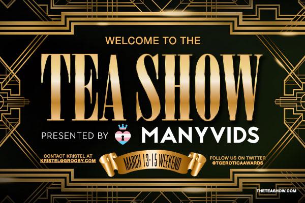 2020 Transgender Erotica Awards (TEA) Rescheduled Due to COVID-19