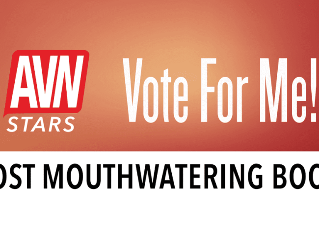 AVN Stars Most Mouthwatering Booty Contest (July 17-19, 2020)