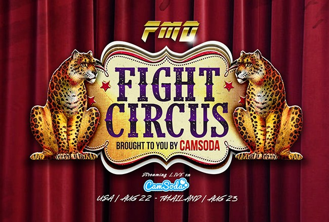 CamSoda returns to MMA fight promotion