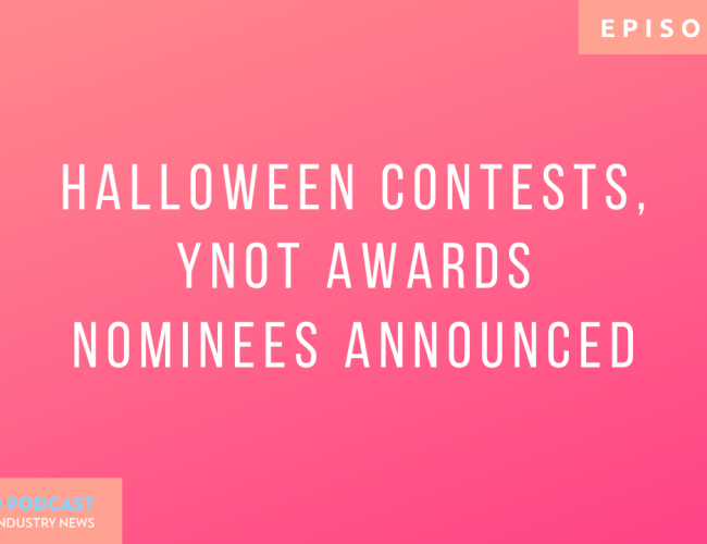 Podcast 138: Halloween Contests, YNOT Awards Nominees Announced