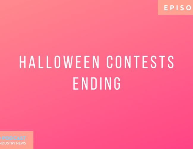 Podcast 139: Halloween Contests Ending