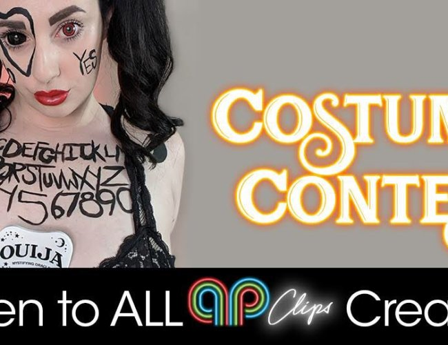 APClips Halloween Costume Contest (ends Oct. 31, 2020)