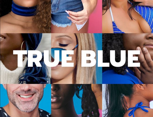 "Manyvids ""True Blue"" Winning Wednesday Contest (November 25, 2020)"