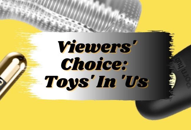 Pornhub November 2020 Viewers' Choice Contest