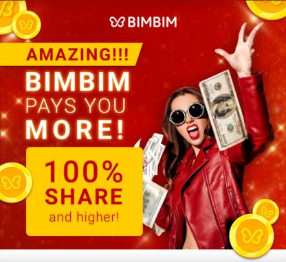 LiveJasmin launches BimBim with misleading payout claims