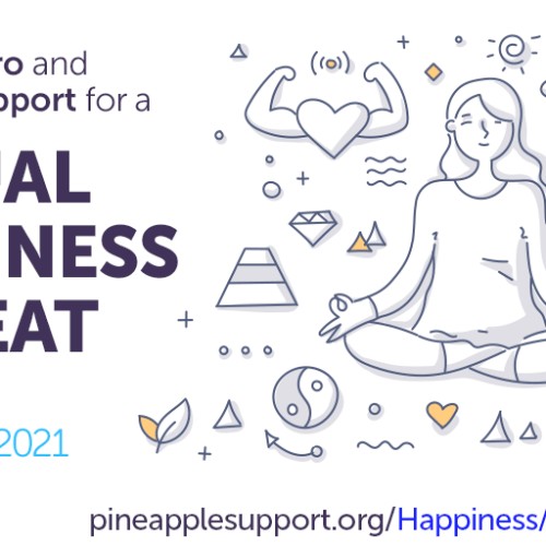 Pineapple Support Virtual Happiness Retreat (March 18, 2021)