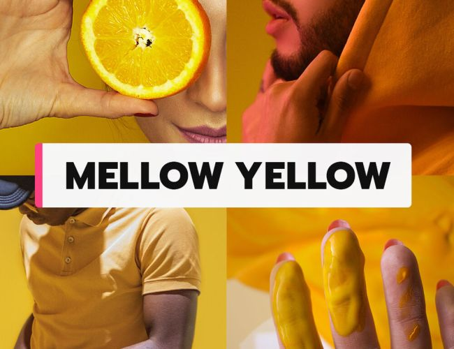 """Manyvids """"Mellow Yellow"""" Winning Wednesday Contest (May 5, 2021)"""