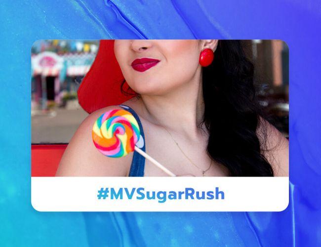 """Manyvids """"MV Sugar Rush"""" Video Contest (closes June 9, 2021)"""