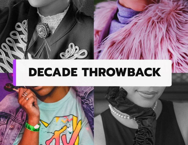 Manyvids Decade Throwback Contest (August 22-30, 2021)