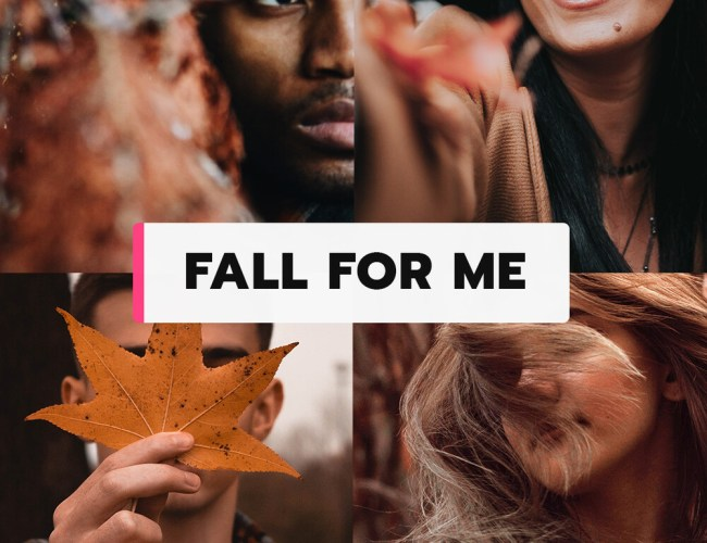 """Manyvids """"Fall For Me"""" Contest (Sept. 11-19, 2021)"""
