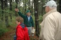 WCT Fox Island Trails walk July 2005 009