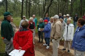 WCT Fox Island Trails walk July 2005 012