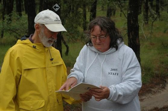 WCT Fox Island Trails walk July 2005 023