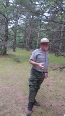 Ranger Brent Ellis