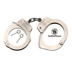Smith & Wesson Handcuffs Model 1 Universal Nickel