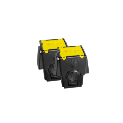 Taser Cartridges for X26P, X26C, X26 and M26 Series - 2 Pack