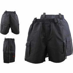 United Uniform Bike Patrol Shorts (Black or Navy Blue)