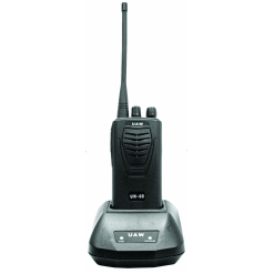 UA501 VHF Commercial Programmable Two-Way Radio