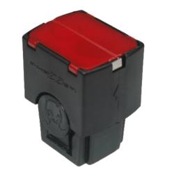 PhaZZer 30' Pepper Ball Cartridge - Red Blast Doors