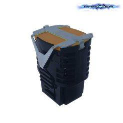 PhaZZer 25ft Dart Pro Cartridge - Brown Blast Doors