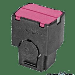 PhaZZer 8' Pepper Powder Cartridge - Pink Blast Doors