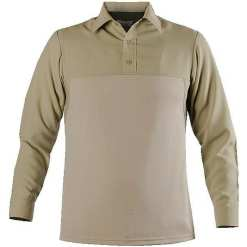 Blauer Armorskin® Long Sleeve Base Shirt - CDCR Tan - Reg