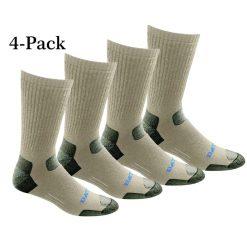 Bates Tactical Uniform Midcalf Socks 4-Pack