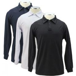 Tactical Long Sleeve Polo Shirt