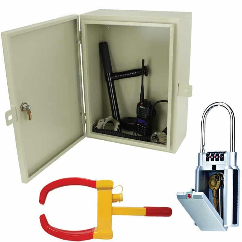 Locks and Lock Box
