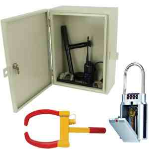 Locks and Lock Box