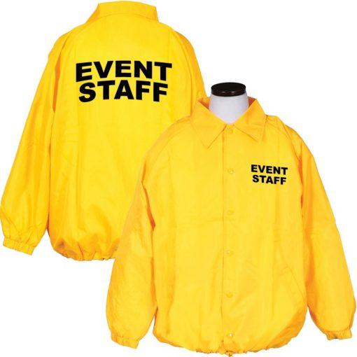 Event Staff Windbreaker WCWB21