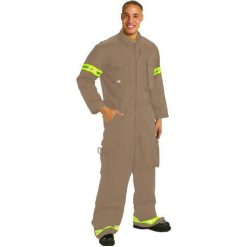 Topps Safety Apparel Model CO12 Flame Resistant Extrication Suit