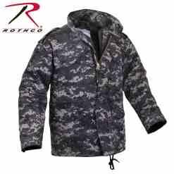 Rothco M-65 Subdued Urban Digital Camo Field Jacket 8717