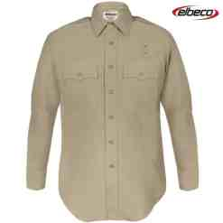 Elbeco Class A Heavy Duty CHP Long-Sleeve SHIRT Poly-Wool