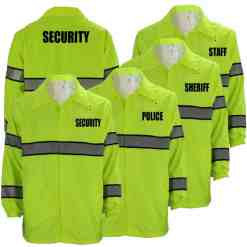 First Class High Visibility Windbreaker