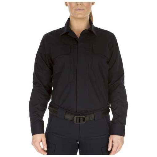 5.11 Women's Long Sleeve Taclite TDU Shirt