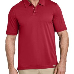 Dickies Men's Industrial Polo Without Pocket LS405 LS405_ER_FR